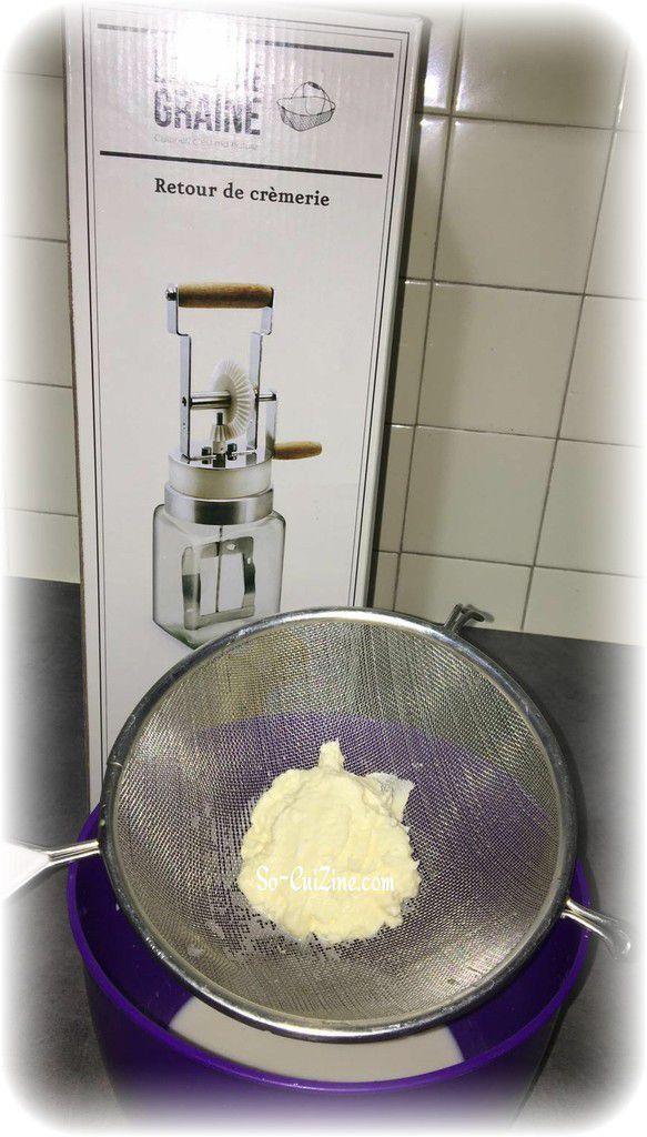 Beurre Maison a la fleur de lavande
