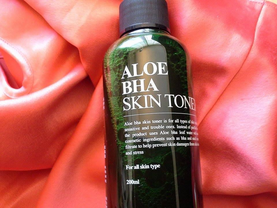 Ma routine soins du visage du matin : layering (peau mixte) Mai 2014