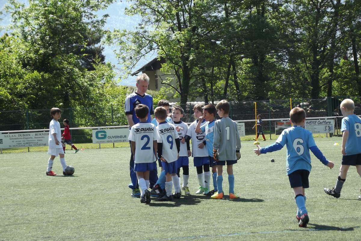 FC MERCURY U9 vs MOUTIERS U9