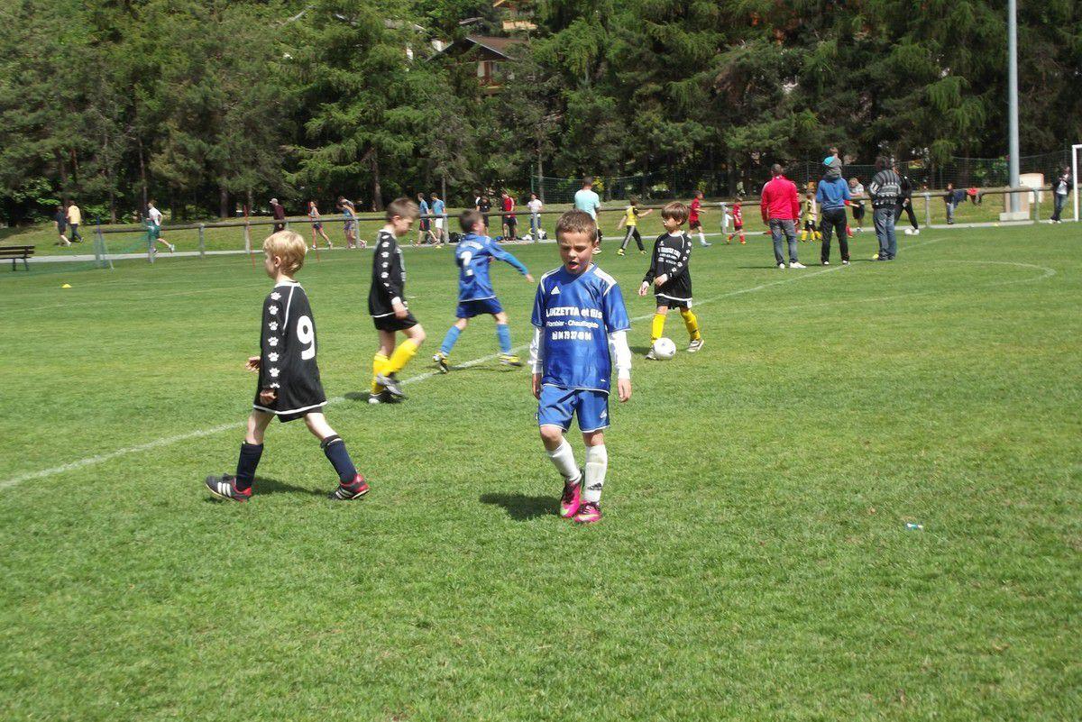 FC MERCURY U9 vs BOZEL 31 MAI 2014