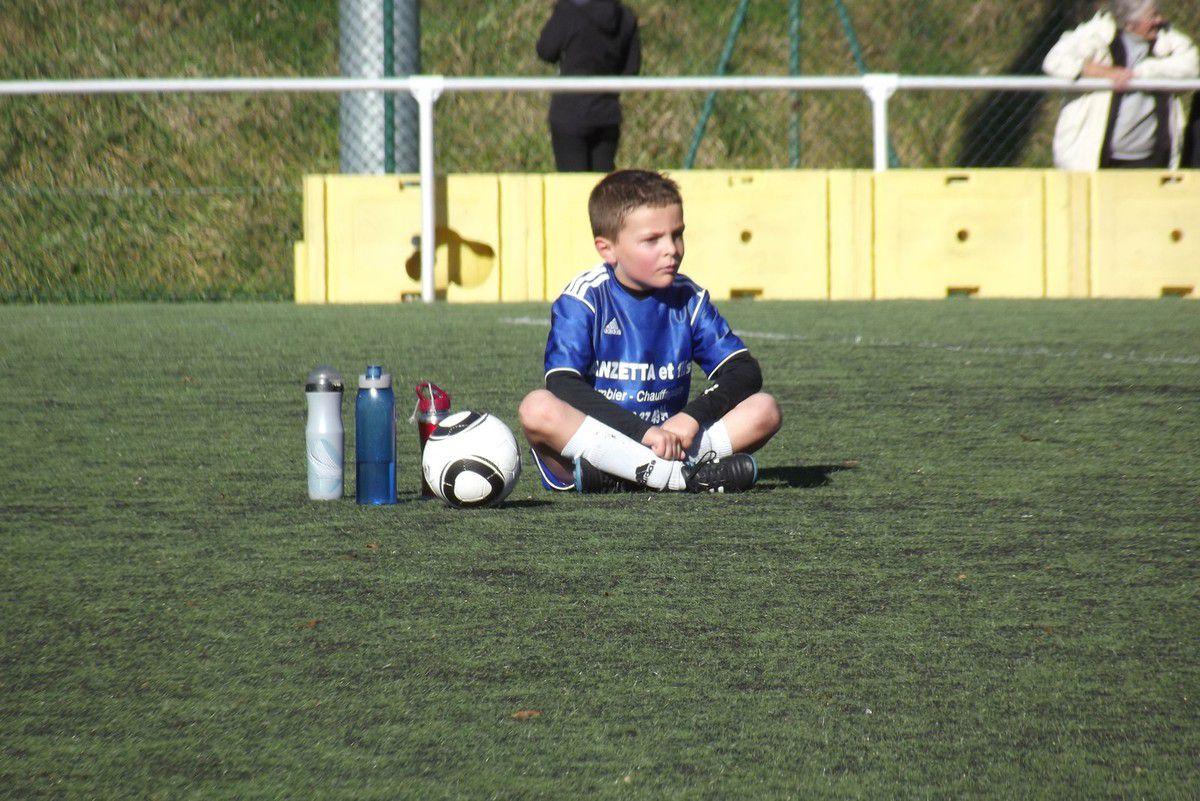 FC MERCURY U9 ESTEBAN - PLATEAU MERCURY 8 NOVEMBRE 2014