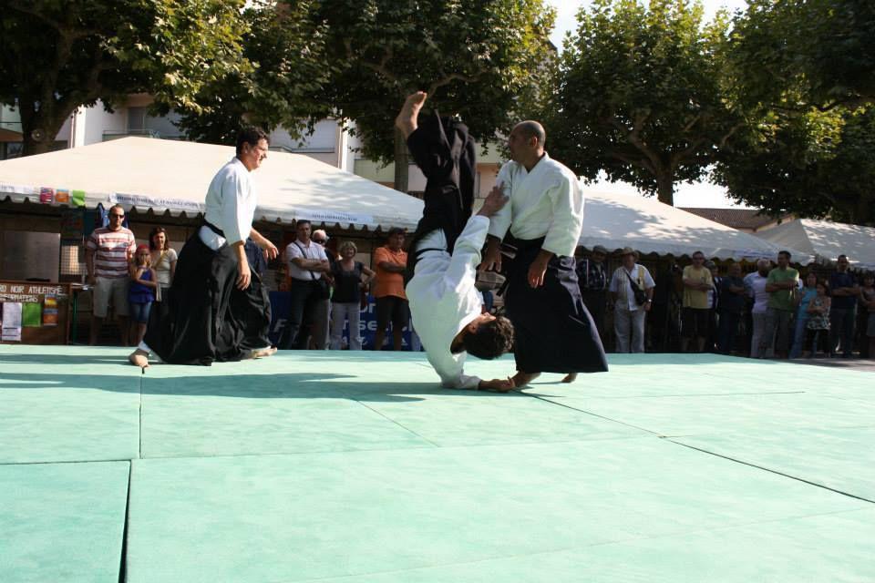 Crédit photos: Club Photo de Sarlat / Club d'Aïkido de Sarlat/ Marie C. pour le perigordnoirdemarie.com (rivière)