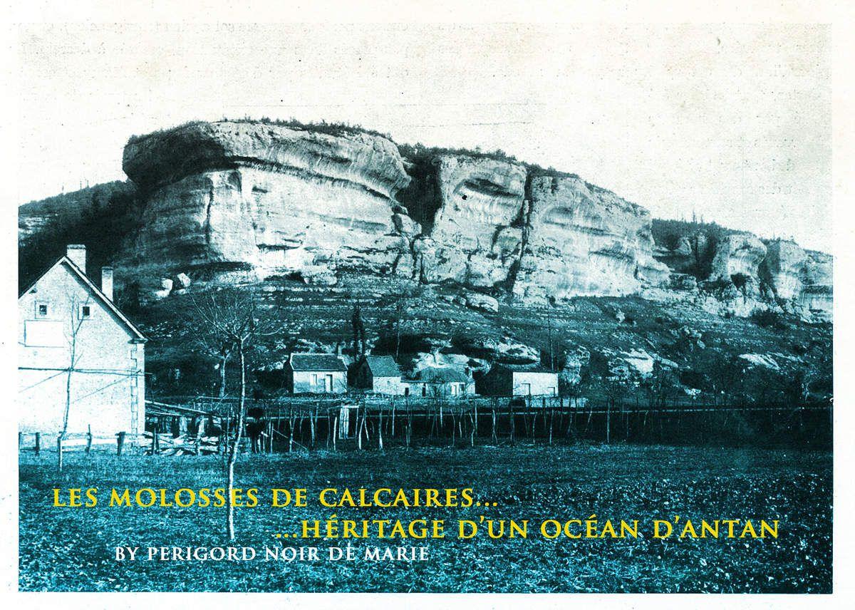 Anciennes cartes postales. photos et retouches d'anciennes photos: Périgord Noir de Marie. Gravures de la peintre Mi Desmedt de Meyrals