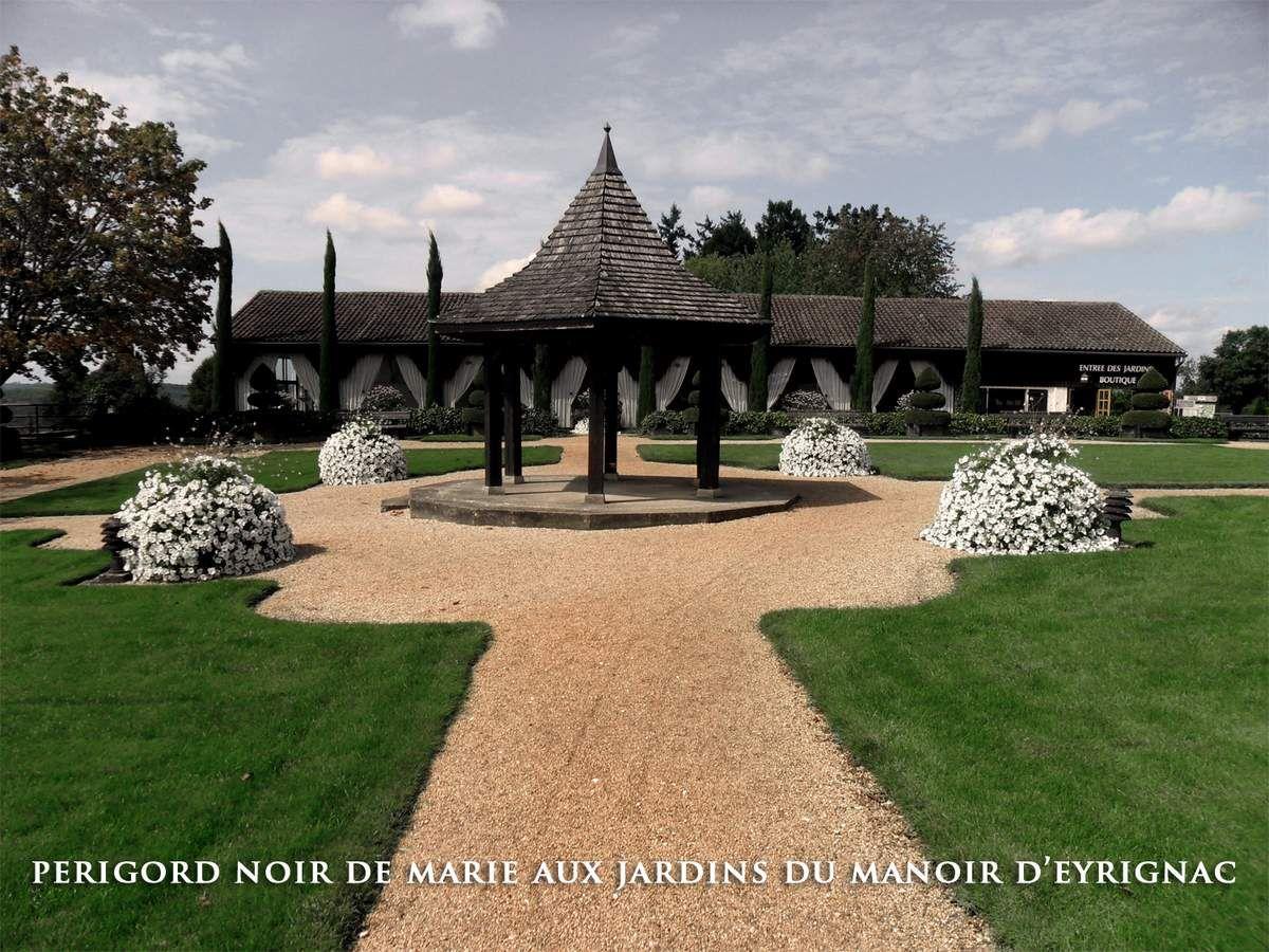 """Crédit photos: perigord noir de marie (M.C) // magazine """"Maison Française"""" // Famille Sermadiras"""