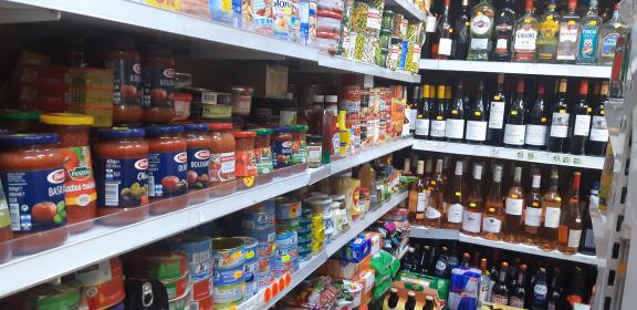 Marche nuit alimentation de nuit,supermarché nuit