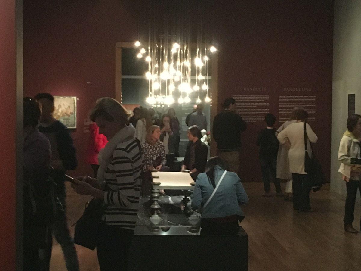 Pompéi au Musée des Beaux arts de Montréal