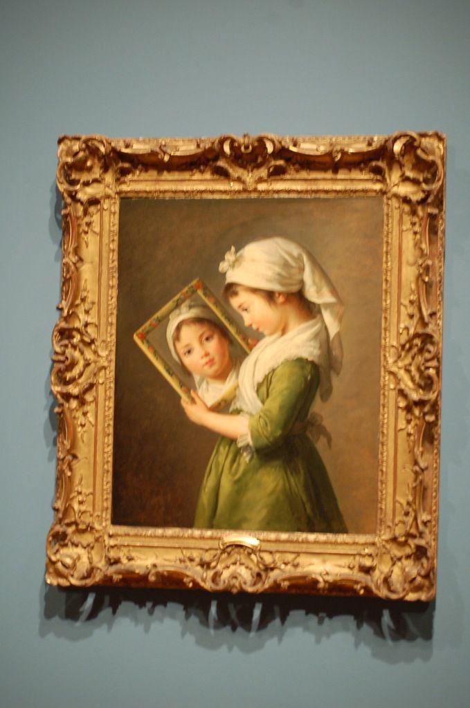Elizabeth Vigée-Lebrun, la portraitiste de Marie-Antoinette