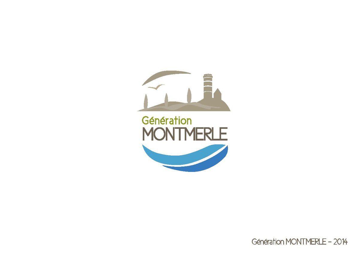 Logo Génération Montmerle