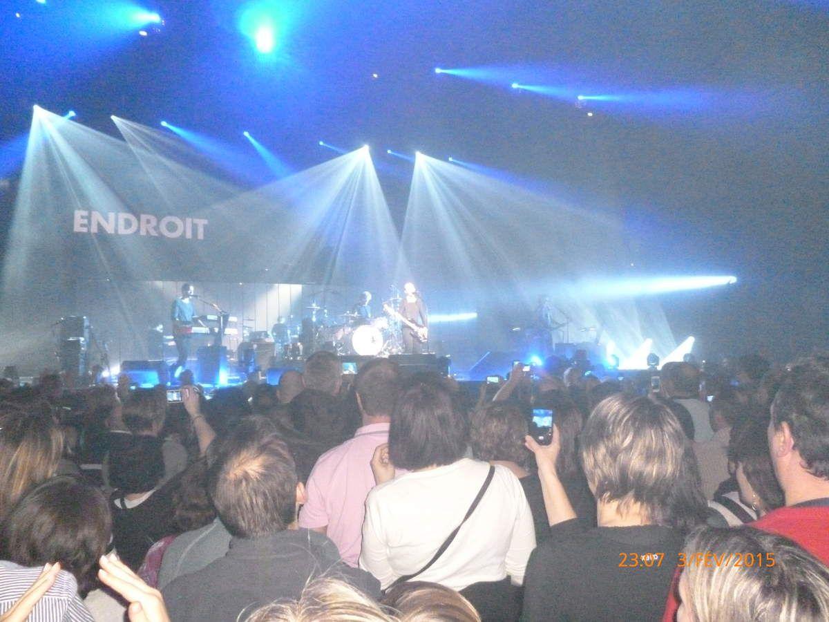 Calogero Concert à Mâcon (  3 videos + de 50 Photographies)