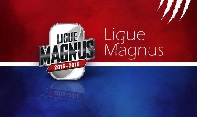 Ligue Magnus:LHC Les Lions-Gamyo Epinal