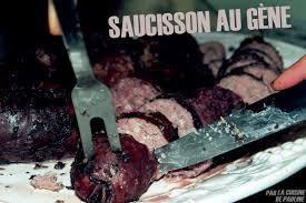 Dimanche 11 Octobre :Saucisson Au Gene Classe 79