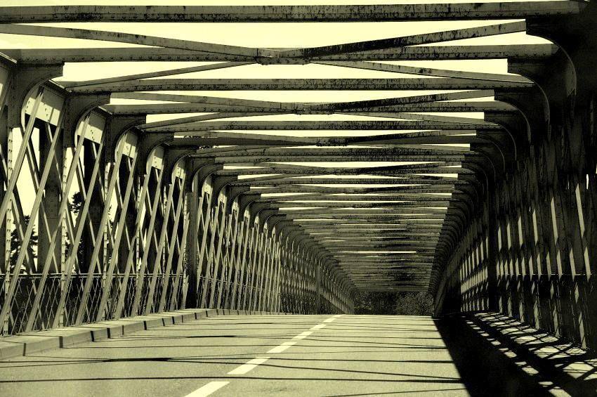 Belleville:Travaux Sur le Pont