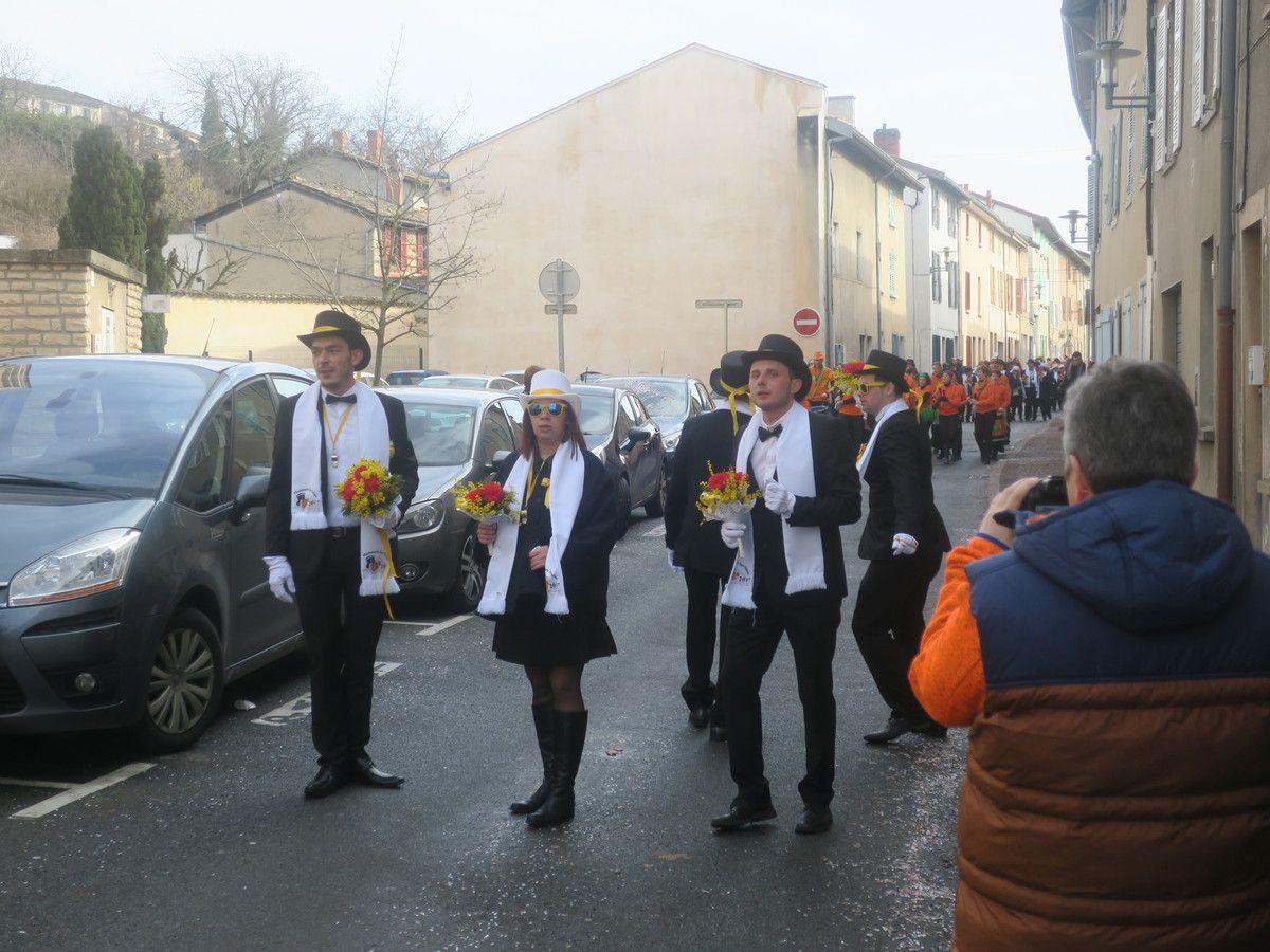 Les conscrits de Montmerle: Quelques photographies sont en ligne.