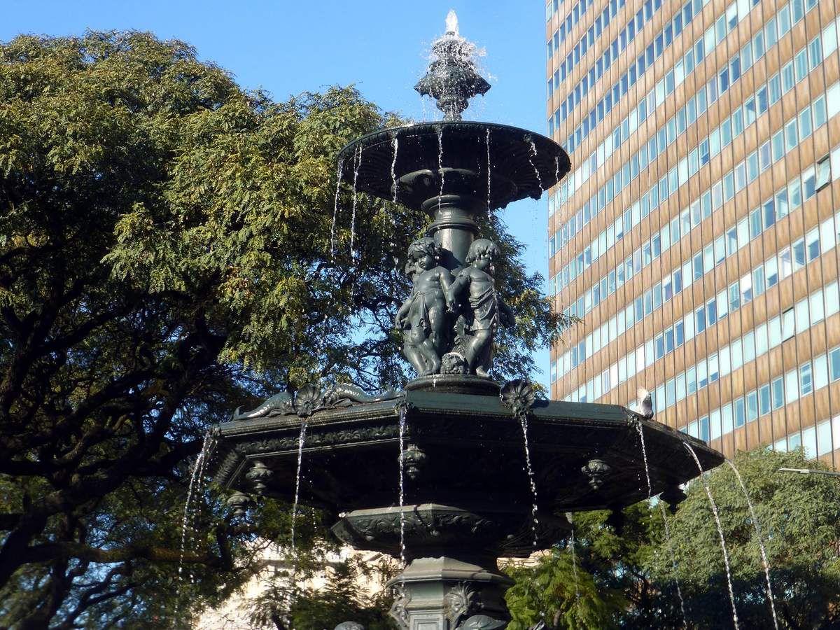Buenos Aires-São José do Norte (Brésil)