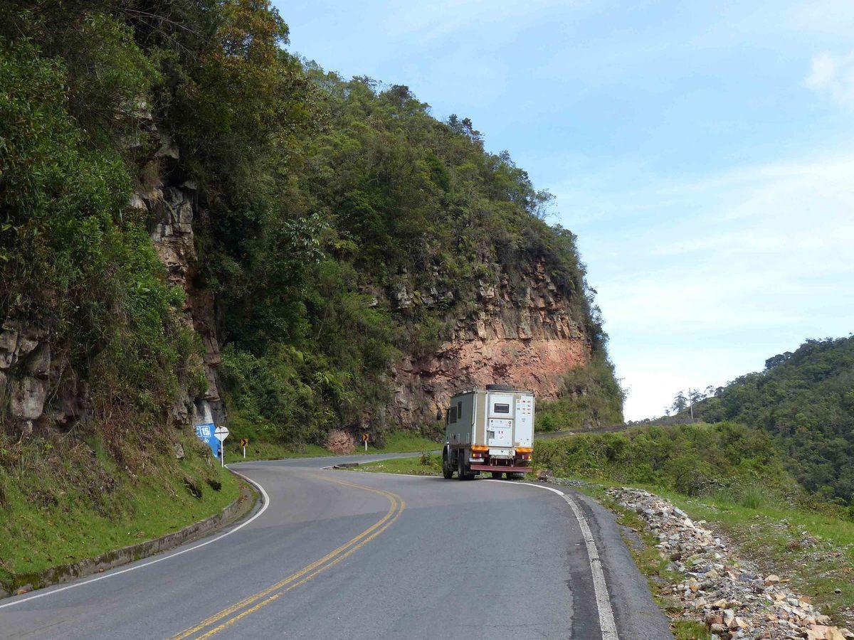 Colombie du Sud