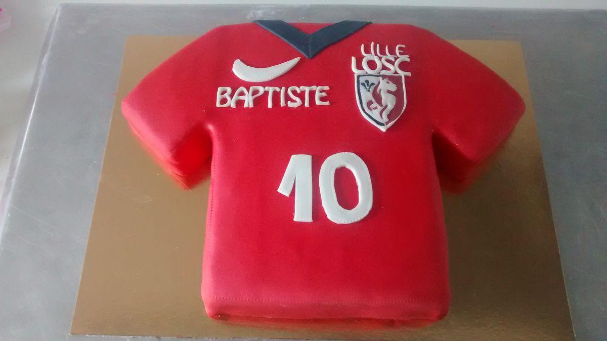 Gâteau t-shirt du Losc-2