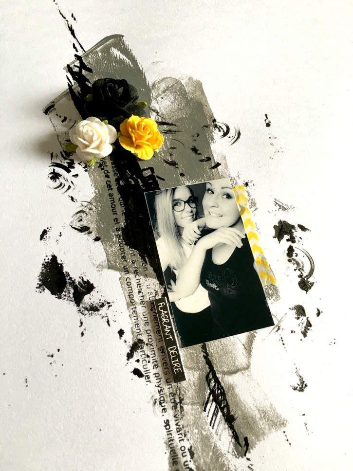 Page &quot&#x3B;Flagrant délire&quot&#x3B; pour la malle aux fleurs.