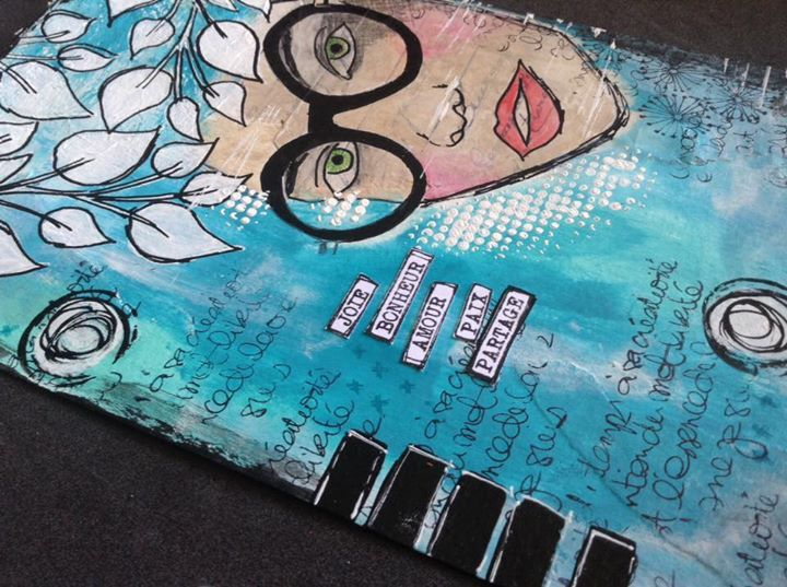 Art journal#paix