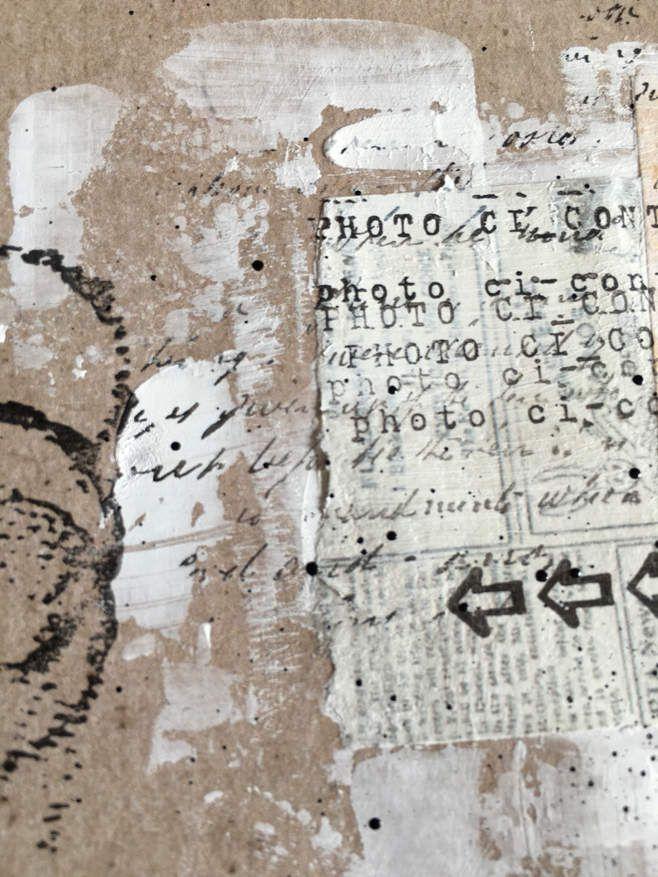 Page &quot&#x3B;Souvenirs&quot&#x3B; pour la scraposphere.