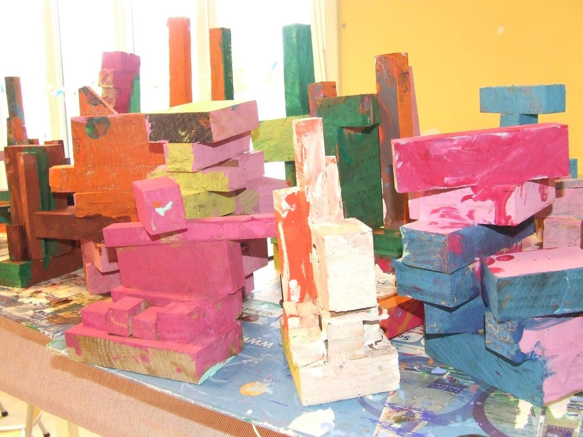 La mosaïque en maternelle+ Les ronds à la manière de Kandinsky+ La pie de Claude Monet+ +++