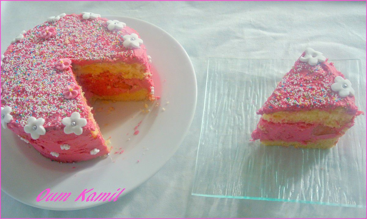 Fraisier Girly