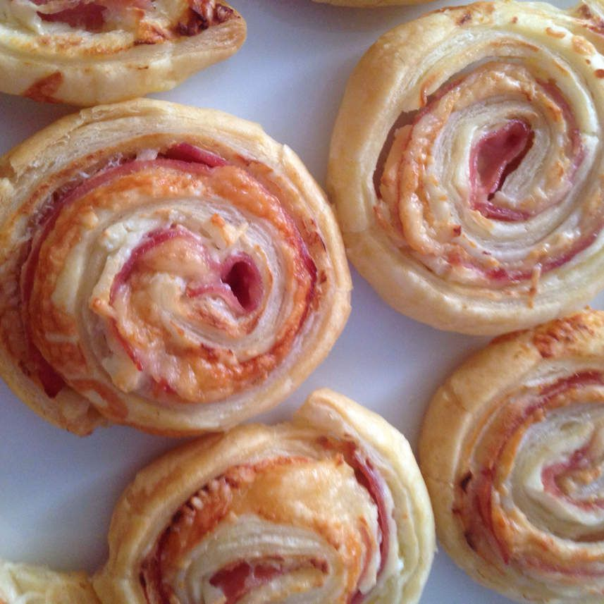 Rolls fromages &amp&#x3B; tranches de dinde