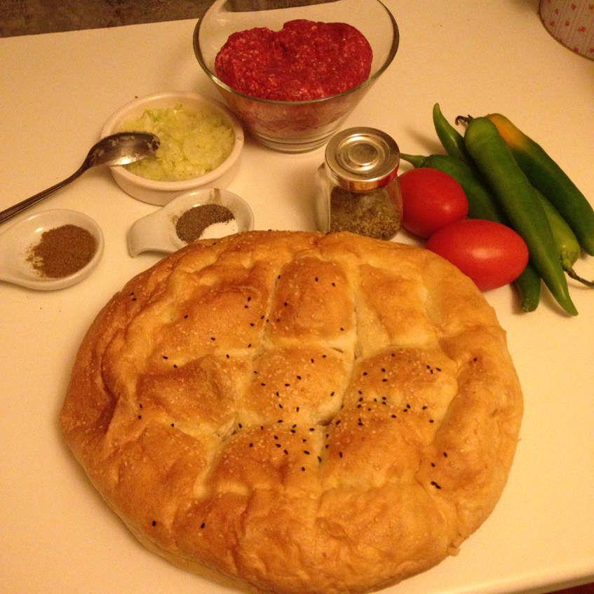 Kofte Grillées au pain turc