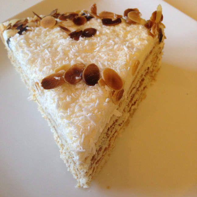 Gâteau façon Rafaello