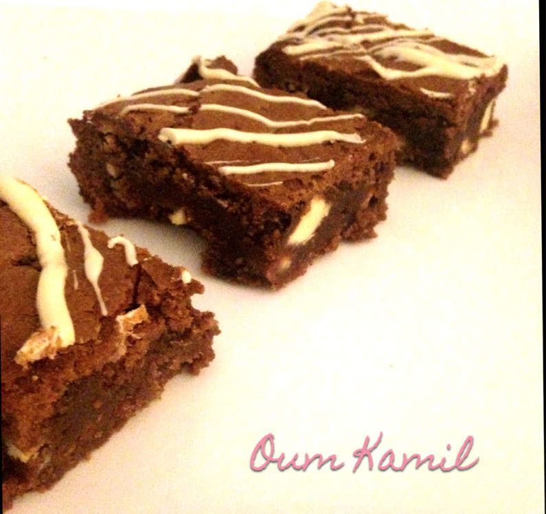 Brownies aux Chocolats