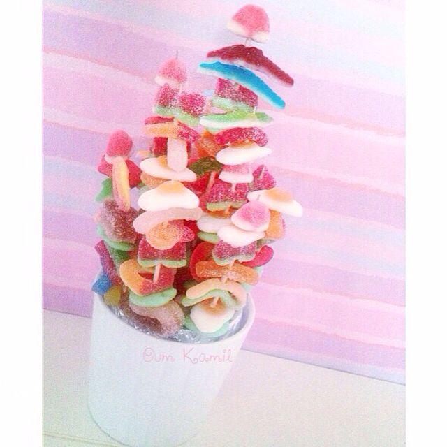 Bouquet de Bonbons - DIY �