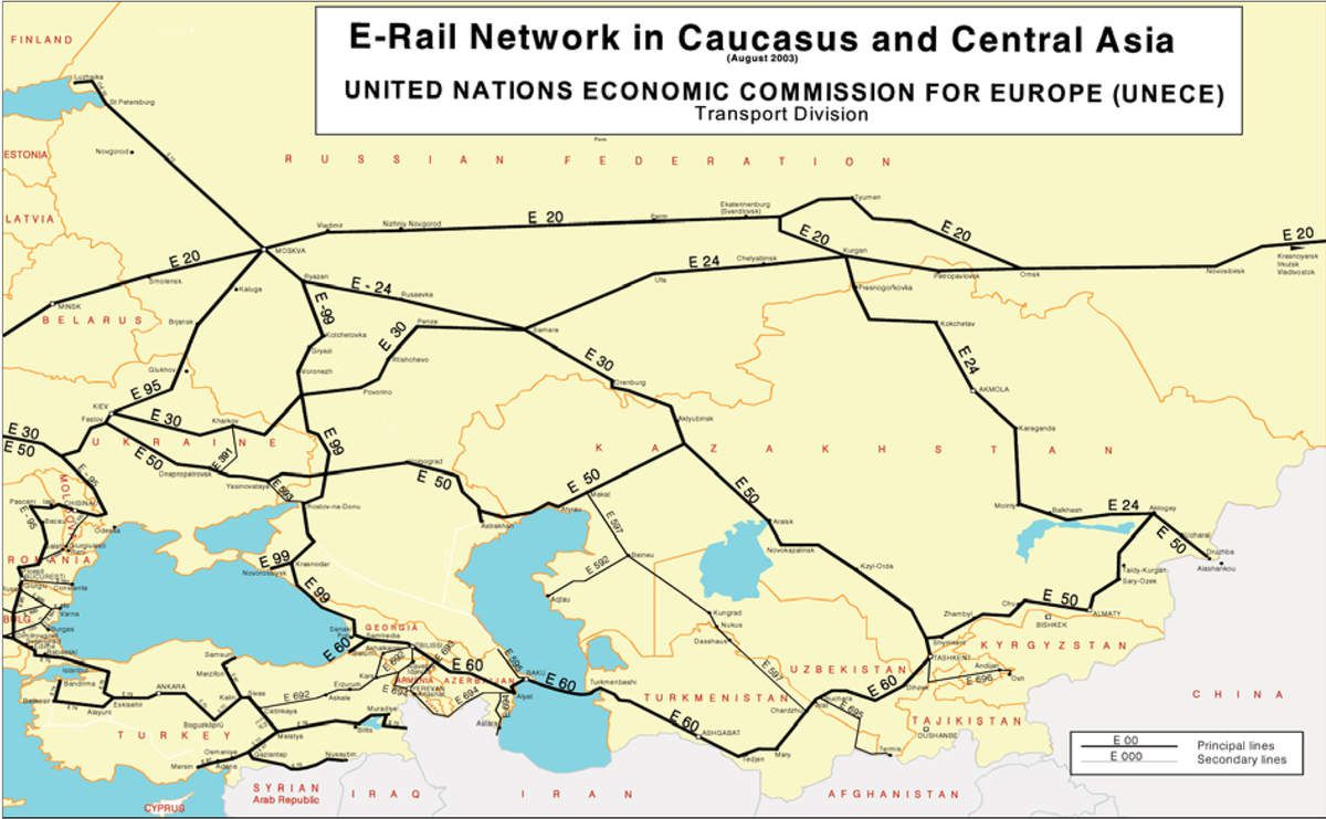 Russia plans railway to Iran via Azerbaijan Miguel Atanets Blog