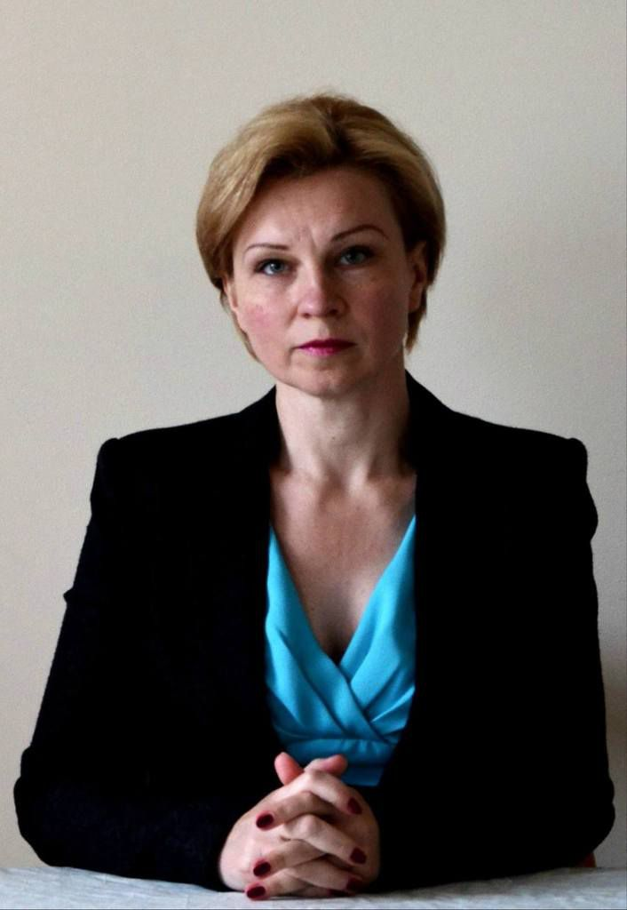 Liubov Nepop, Acting Head of Ukraine's Mission to the EU. Credits: UMEU.