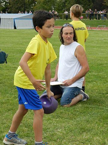 reportage  photos Les Jeux du Perche