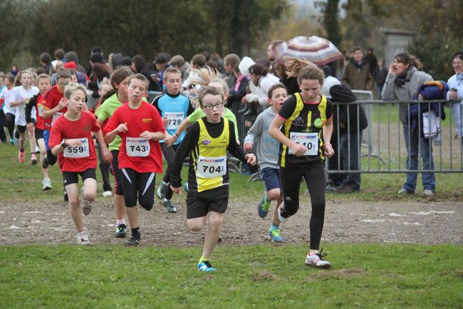 Photos du cross de Montilly