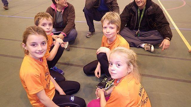 Photos du Kids Athlé de  l'A3 / samedi 15 novembre