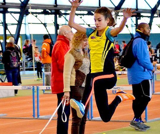Photo du triathlon CD14 samedi  6 décembre Mondeville