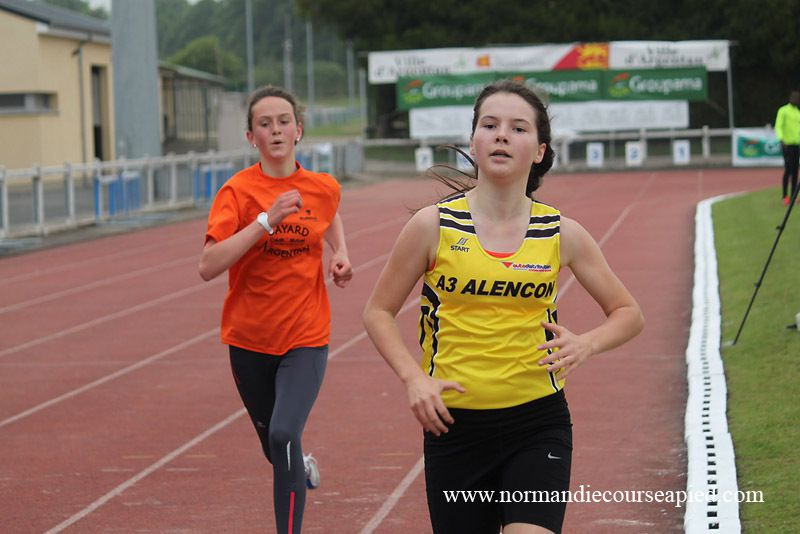 Photos Championnats CD61 et Meeting d'Argentan