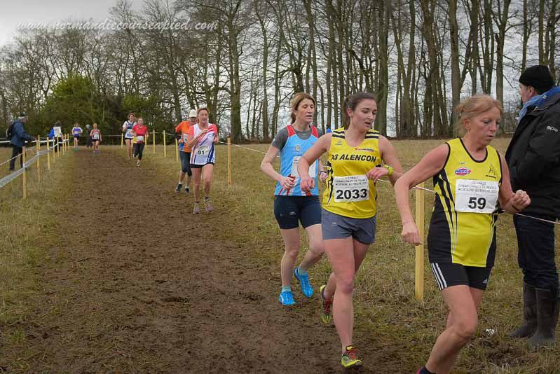 Photos NCAP des Pré-France de Cross  à Mortagne