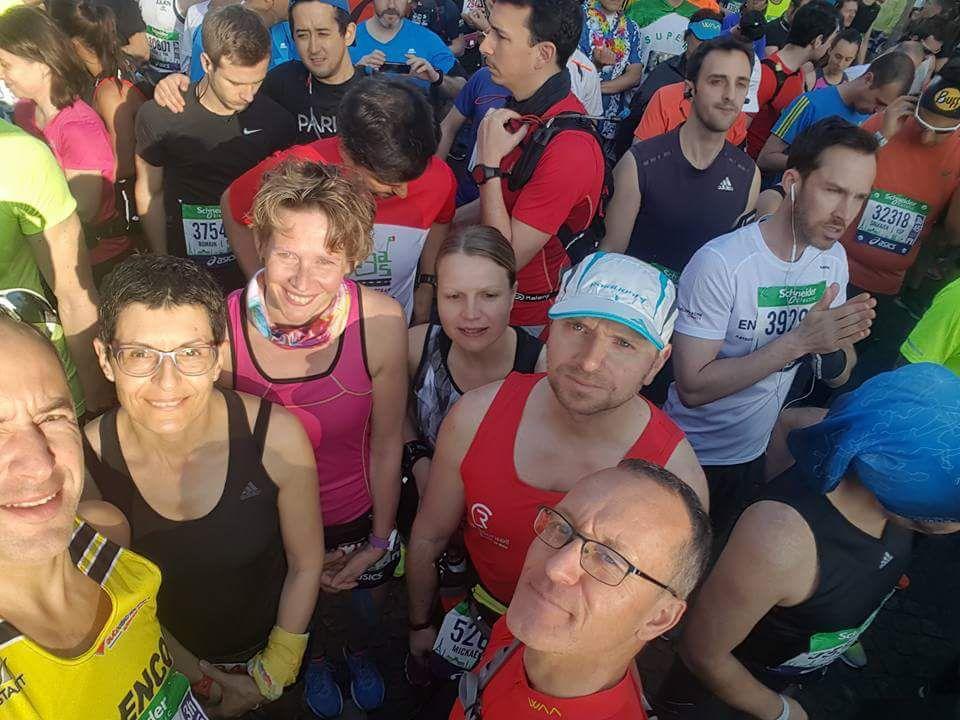 marathon de Paris - suivi Live