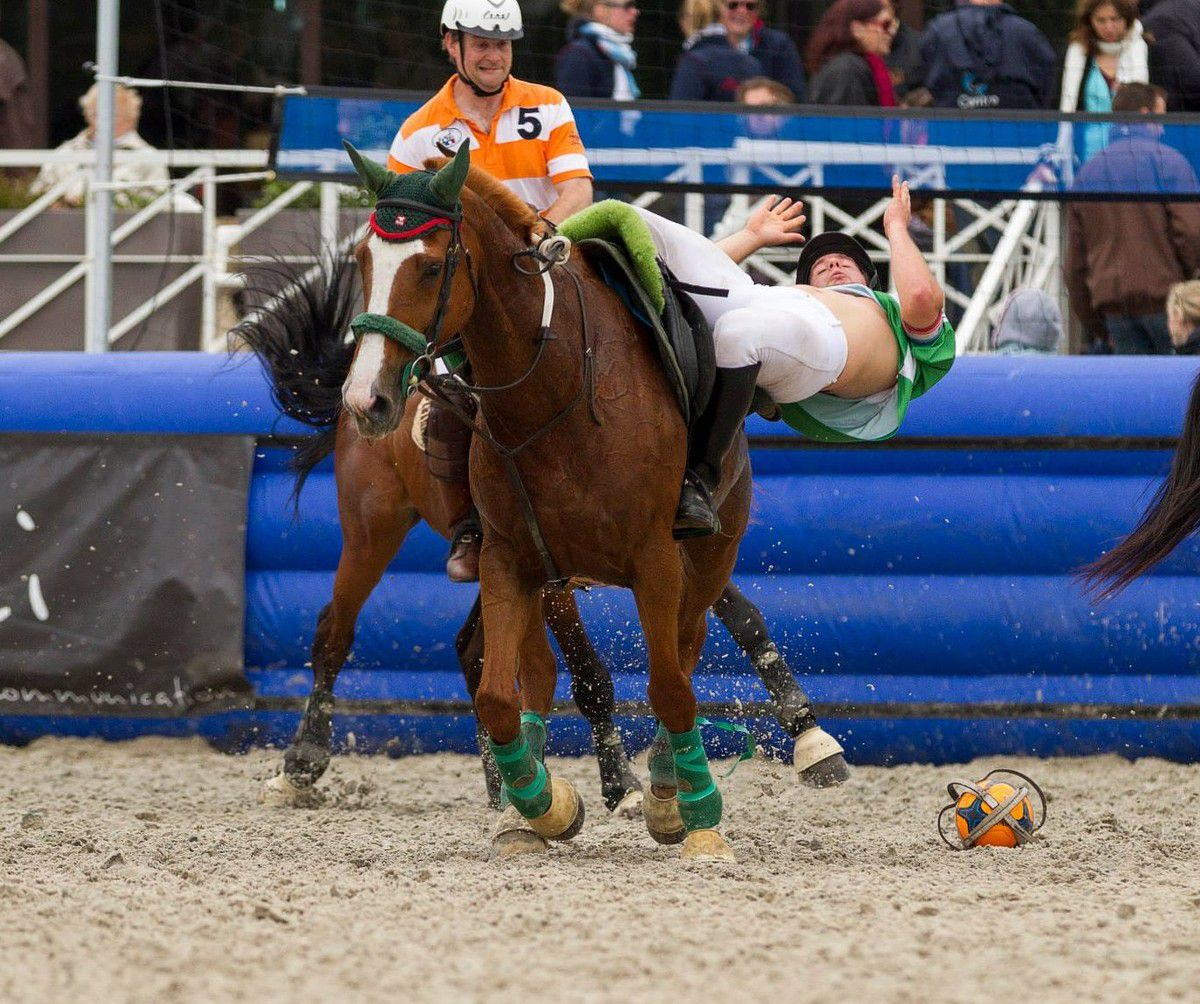Loic Ségear, Fan de horse Ball