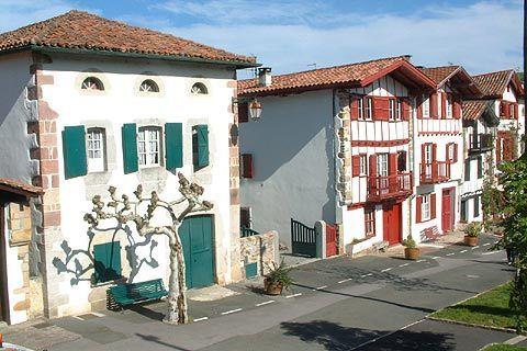 Visite dans le Pays Basque