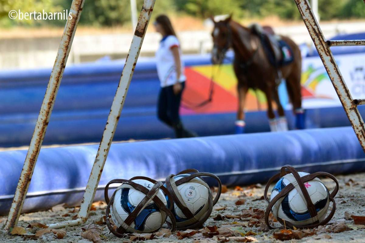 Coupe du monde de Horse Ball