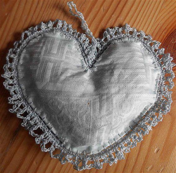 Mieux vaux tard que jamais # 8 : Coeurs de lavande