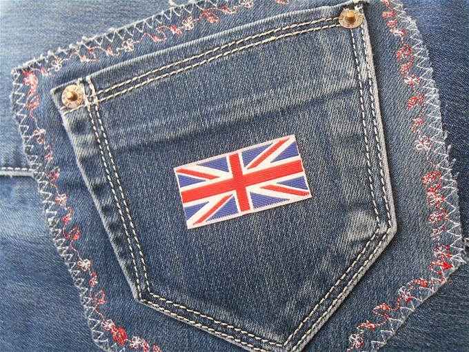 Deuxième vie pour un jean