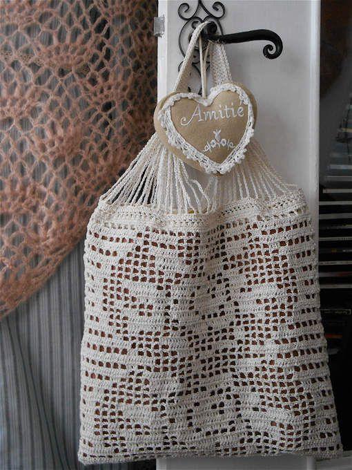 Mon sac aux roses