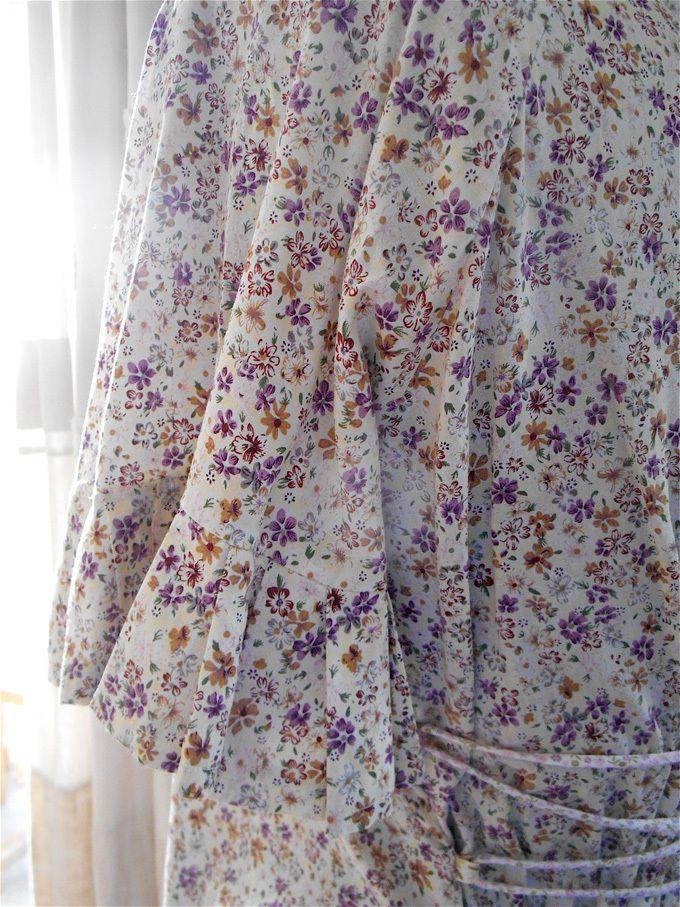 Ma petite robe printanière