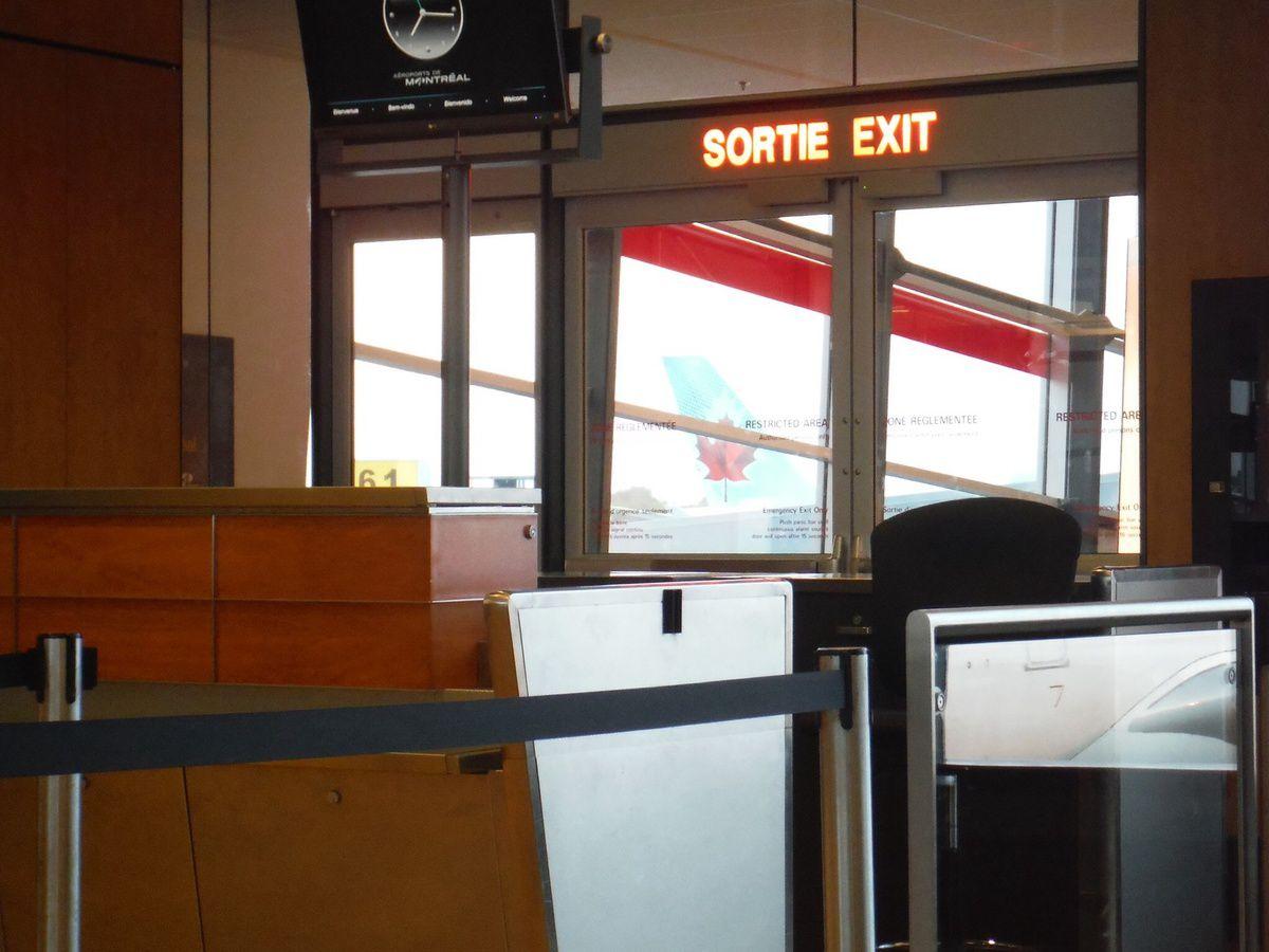 Aéroport P. Trudeau