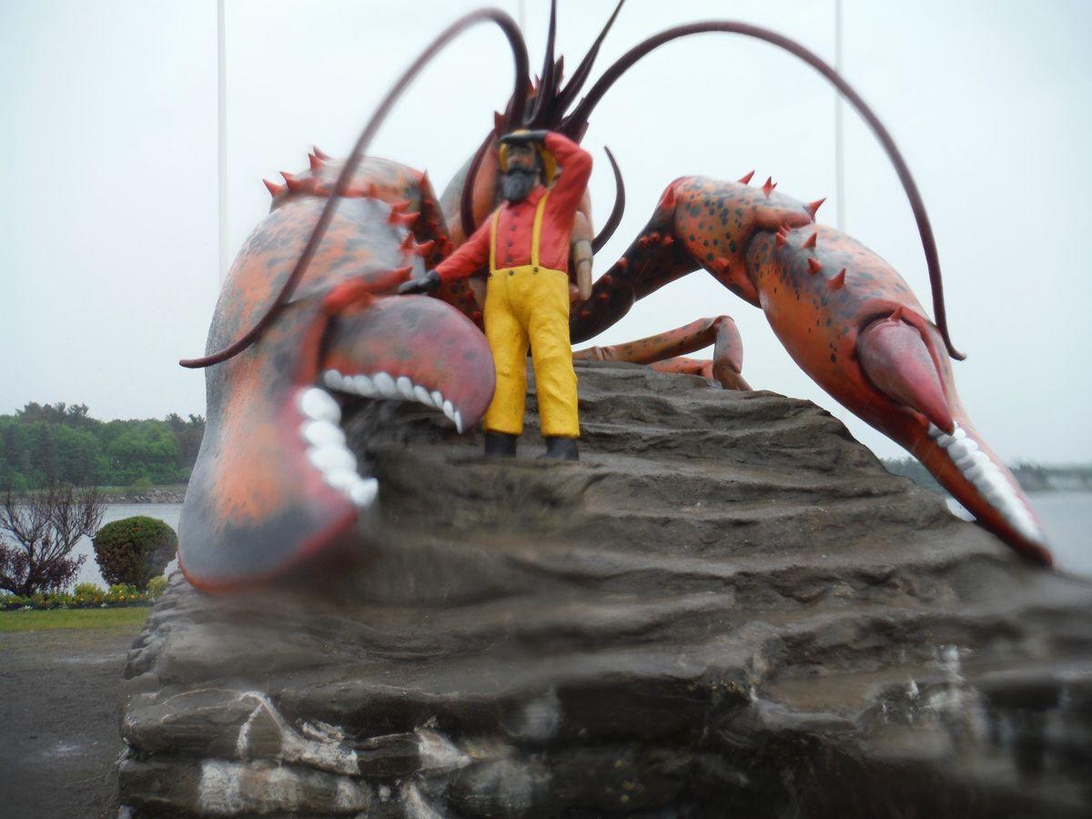Shediac capitale du homard