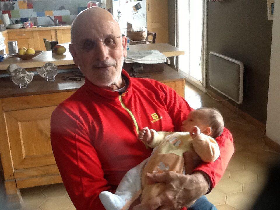 L'art d'être grand-père, et mon fidèle compagnon