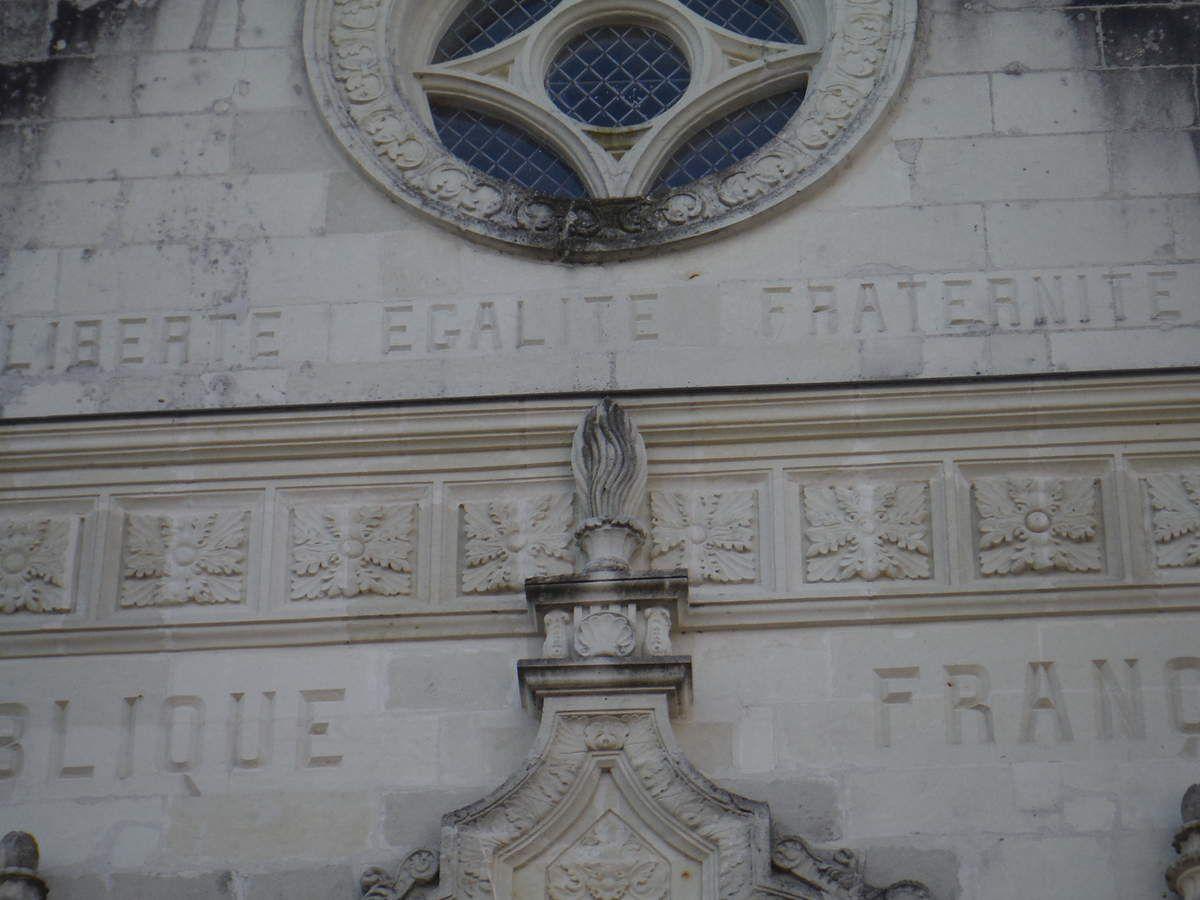 Église de Montlouis sur Loire...